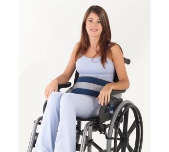 Cinturón abdominal a silla