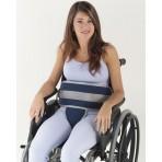 Cinturón abdominal pélvico silla