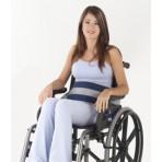 Cinturón abdominal silla cierre magnético
