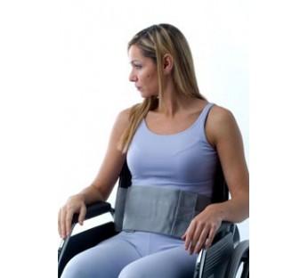 Cinturón abdominal silla/sillón, cierre standard