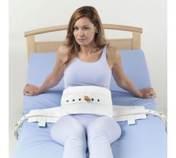 Cinturón cama cierre magnético loneta