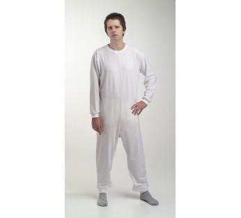 Pijama geriátrico manga larga